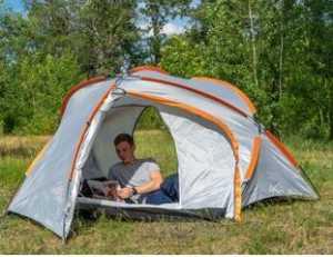 Легкие палатки для похода