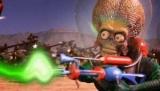 У картині «Марс атакує» актори покладалися на свою майстерність, а не на спецефекти