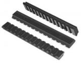 Планка Вівера: пристрій для кріплення прицілу