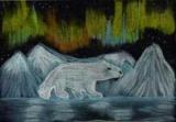 Арктика - це красиво! Як намалювати Арктику з дітьми
