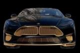 Tesla Model S с позолотой: такое кто-то покупает?