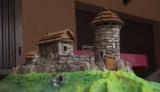 Миниатюрные замки Закарпатья покажут туристам уже в эти выходные