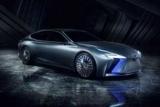 Токіо 2017: Концепт седана Lexus LS+ отримав систему автоматичного керування