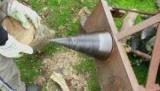 Як зробити конусний дровокол своїми руками?